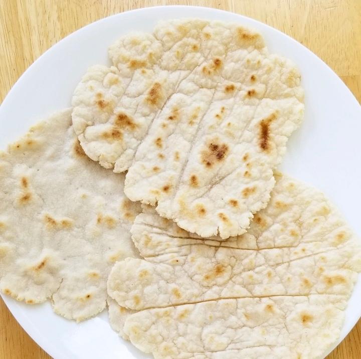 Eat PCOS: CassavaTortillas
